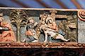 Lampaul-Guimiliau- Enclos paroissial - La poutre de gloire - PA00090020 - 009.jpg