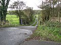Lane to Pear Tree Farm - geograph.org.uk - 1023764.jpg