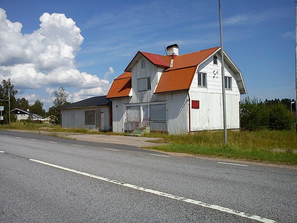 Henry Zaid Tommy Andersson, Lane-Ryrs Holmen 103 - Hitta