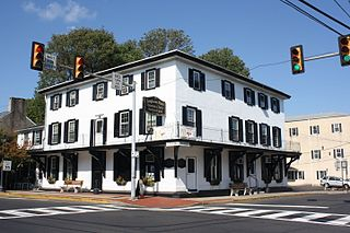 Langhorne Historic District United States historic place