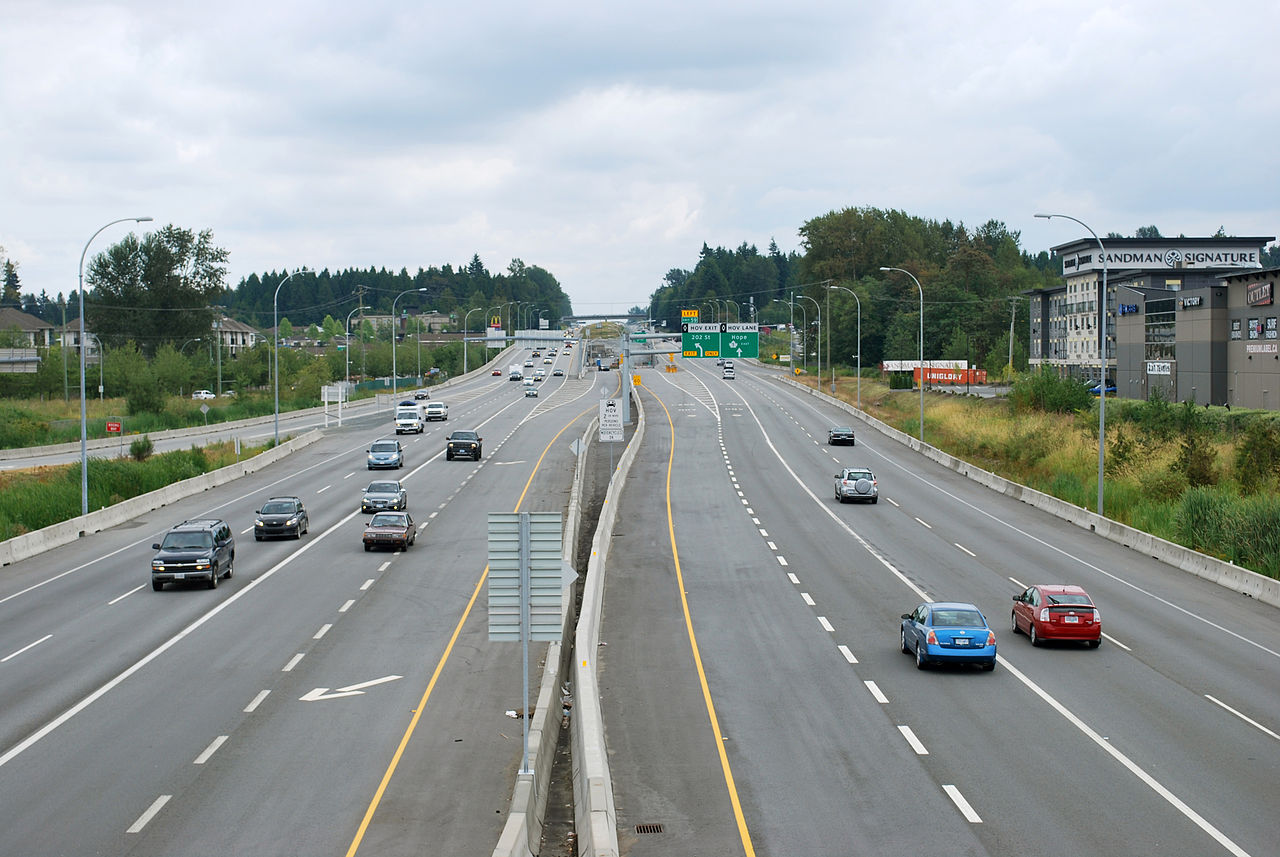 Trans Canada Highway Hampton Prince Edward Island Ca J