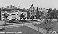 Lantmäterikontoret och Tingshuset i Karlstad 1945.jpg