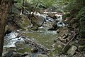 Large Boulders and rock slabs that fell off prehistoric Tews Falls - panoramio.jpg