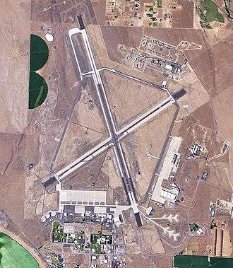 Larson Air Force Base - 2006 USGS Orthophoto