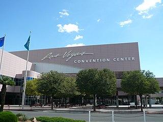 Las Vegas Convention Center Convention center in Nevada