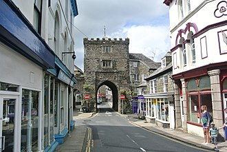 Launceston, Cornwall - South Gate