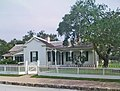 President Johnson's boyhood home