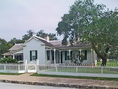 Lyndon Baines Johnson Boyhood Home, Johnson City