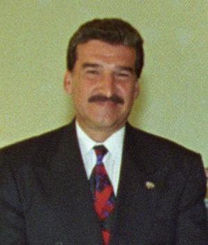 Ramiro de León Carpio - Image: León Carpio 1993
