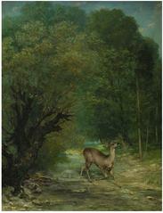 Le Chevreuil chassé aux écoutes, printemps