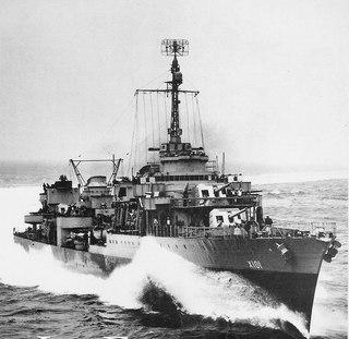 French destroyer <i>Le Fantasque</i> destroyer