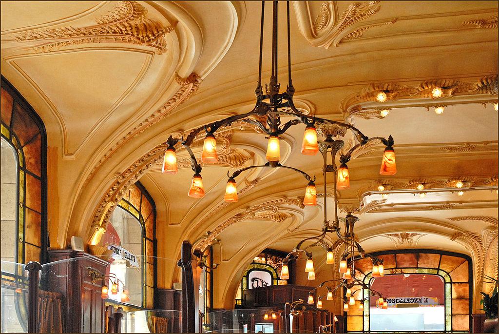 D Ef Bf Bdcor Hotel De Ville Paris Style Pompier Art Nouveau