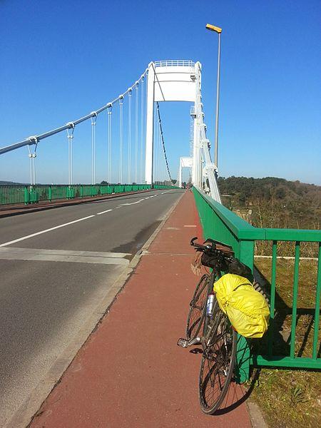 Le pont de la Roche Bernard