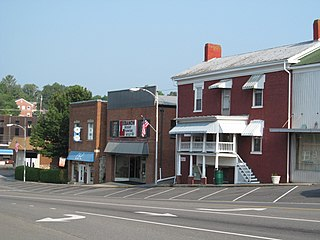 Lebanon, Virginia Town in Virginia, United States
