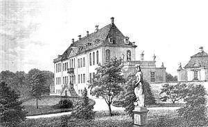 Johan Ludvig Holstein - Ledreborg Palace