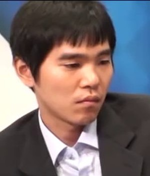 AlphaGo versus Lee Sedol - Lee Sedol in 2012