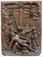 Leichnam Christi unter dem Kreuz 17 Jh.jpg