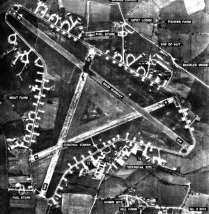 RAF Leiston - Leiston Airfield - 12 June 1946