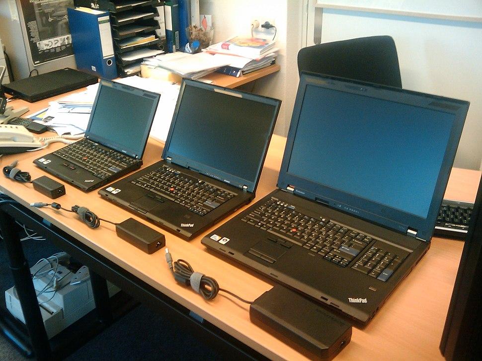 ThinkPad - Howling Pixel