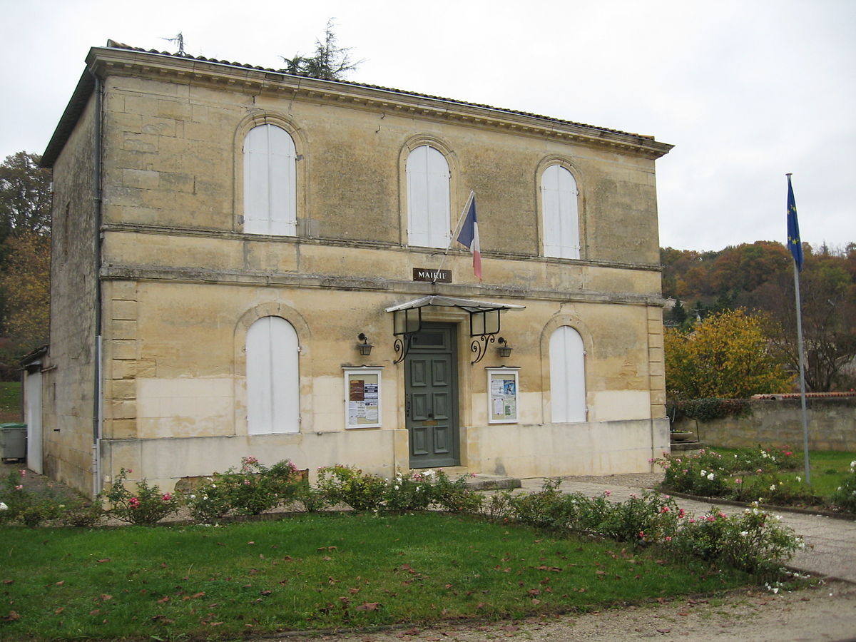 c27fd3a7a7f Lestiac-sur-Garonne - Wikipedia
