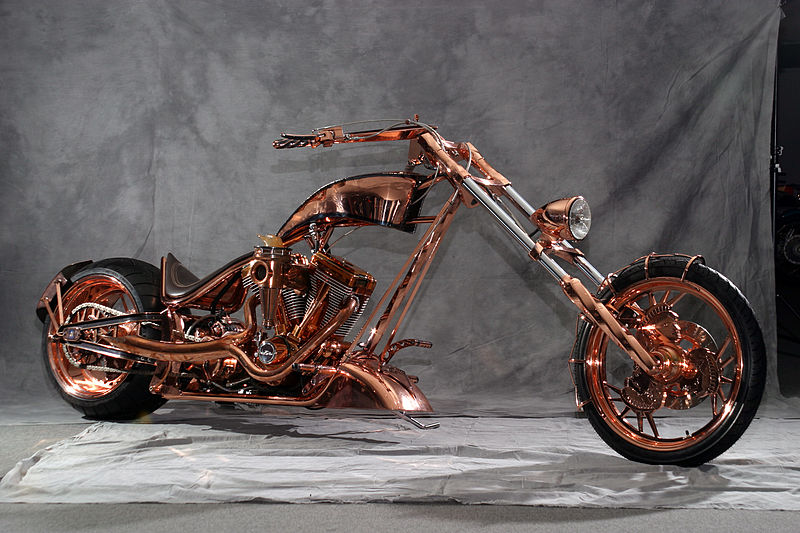 VWVortex com - I want to copper plate my wheels, looking for some imput!