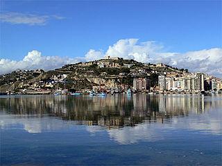 Licata Comune in Sicily, Italy