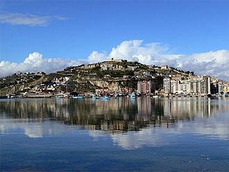 Licata - View of Licata.