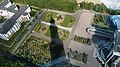 Licheń- Sanktuarium Matki Bożej Licheńskiej. Widok z wieży Bazyliki - panoramio (15).jpg