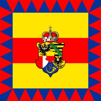 Monarchy of Liechtenstein - Image: Liechtenstein princelystandard 1912