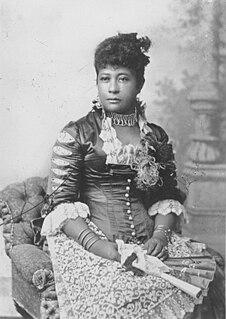 Likelike Princess of the Hawaiian Islands