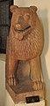 Lion - Kushan Period - ACCN 00-04 - Government Museum - Mathura 2013-02-24 5884.JPG