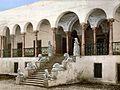 Lions Staircase - Bardo Palace - Tunis - Tunisia - 1899.jpg