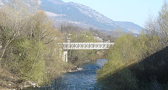 Liri - Bridge over the Liri