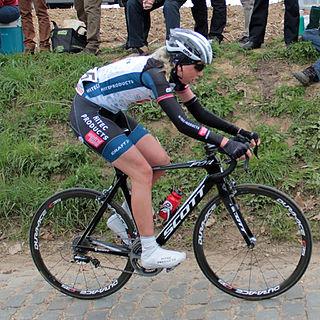 Lise Nøstvold Norwegian cyclist