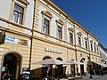 Listed building. - 8 Széchenyi Street, Eger, 2016 Hungary.jpg