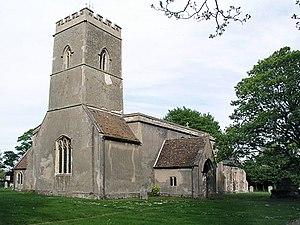 Little Wilbraham - Image: Little Wilbraham, St John the Evangelist geograph.org.uk 2984