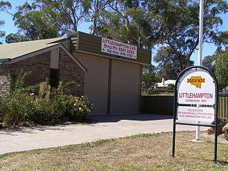 Littlehampton, South Australia - Littlehampton Country Fire Station