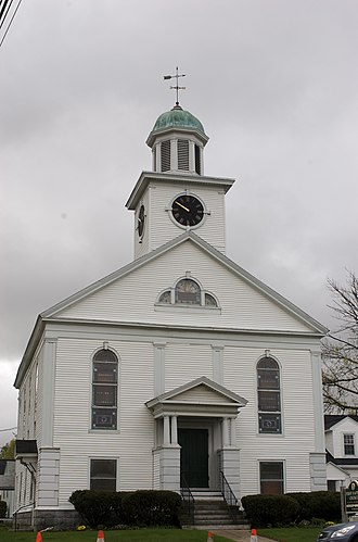 Littleton, Massachusetts - First Baptist Church of Littleton