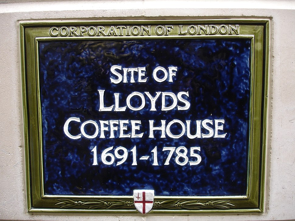 Lloyds Coffee House (3984416269)
