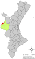 Localització de Camporrobles respecte del País Valencià.png