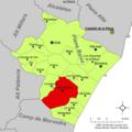 Localització de la Vall d'Uixó respecte de la Plana Baixa.png