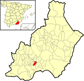 Image illustrative de l'article Alhama de Almería