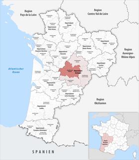 Arrondissement of Périgueux Arrondissement in Nouvelle-Aquitaine, France