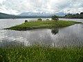 Loch Lochy at Bunarkaig - geograph.org.uk - 1396901.jpg