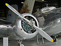 Lockheed Electra Junior L12A CASM 2012 engine.jpg