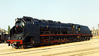 Steam locomotive 151F-3101