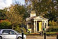 Lodge at entrance to Hyde Park, London SW1 - geograph.org.uk - 1129054.jpg