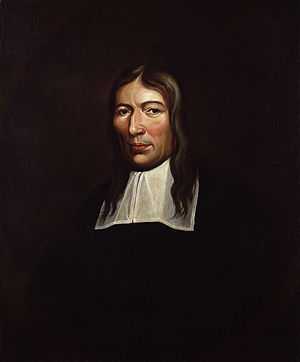 Muggletonianism - Lodowicke Muggleton, by William Wood, circa 1674