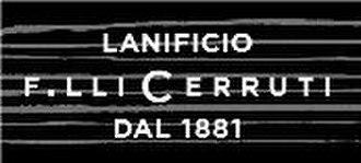 Nino Cerruti - Image: Logo cerruti