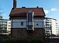 London-Docklands, Royal Albert Dock, Gallions Hotel 02.jpg